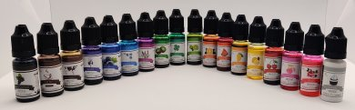 Pigment for Epoxy resin (drops 10ml)