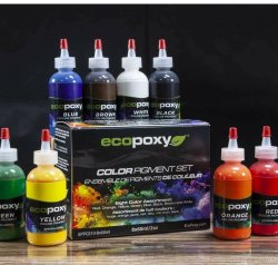 Pigment till Epoxy resin